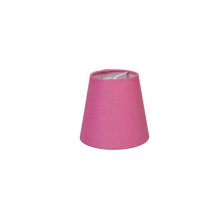 Clamp-Shade-Round-SC-12cm-Pink