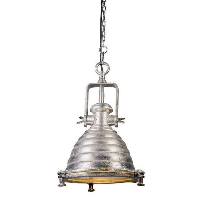 Pendant-Lamp-Fort-Raw-M-Nickel
