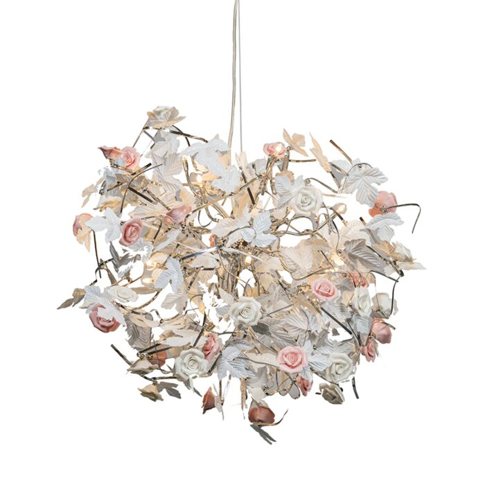 Ceiling-Lamp-Rosa-Pink-and-White