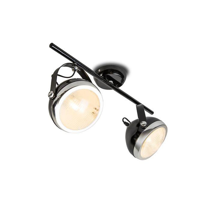 Ceiling-Lamp-Biker-2-Black