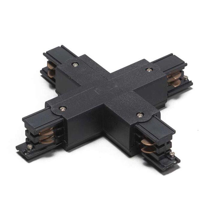 X-junction-for-3-phase-track-black