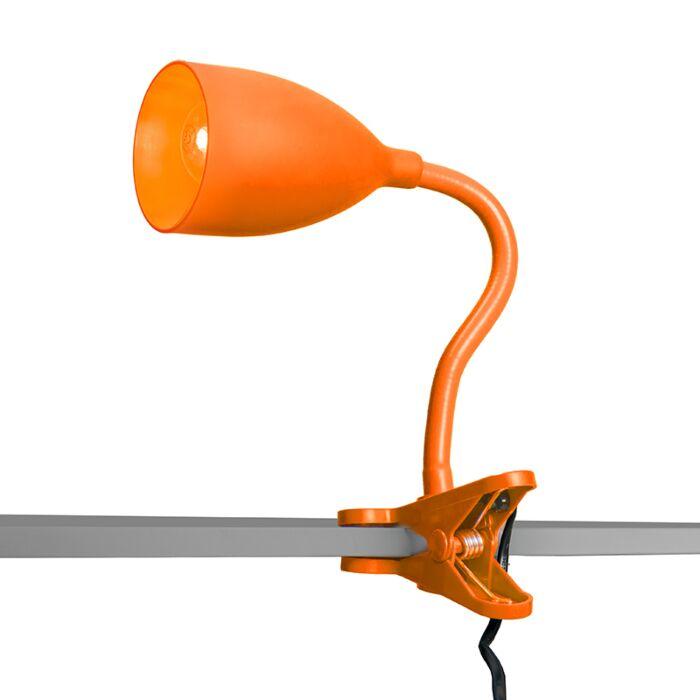 Clamp-Lamp-Young-Flex-Orange