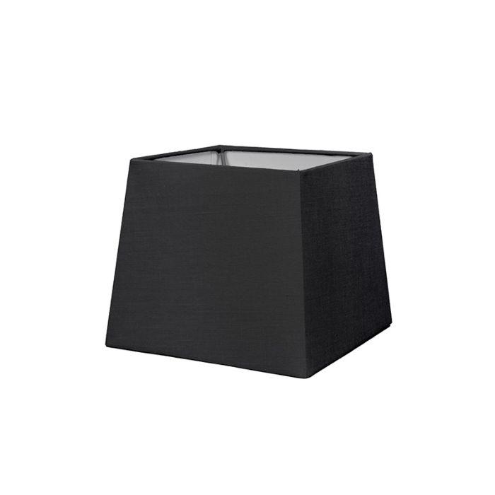 Shade-Square-18cm-SD-E27-Black