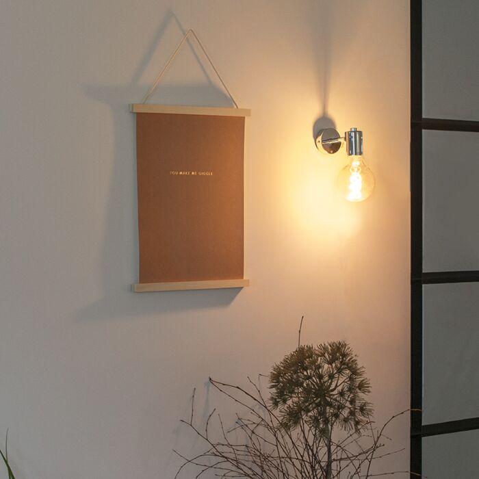 Modern-Wall-Lamp-Chrome---Facil-1
