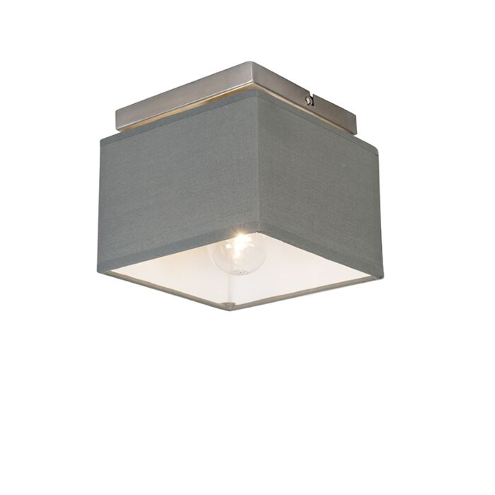 Modern-ceiling-lamp-gray---VT-1