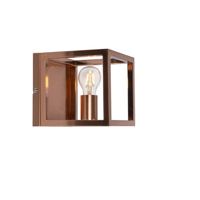 Wall-lamp-Cage-1-copper-lamp