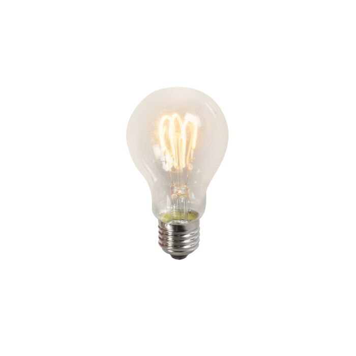 Twisted-filament-LED-lamp-A60-3W-2200K-clear