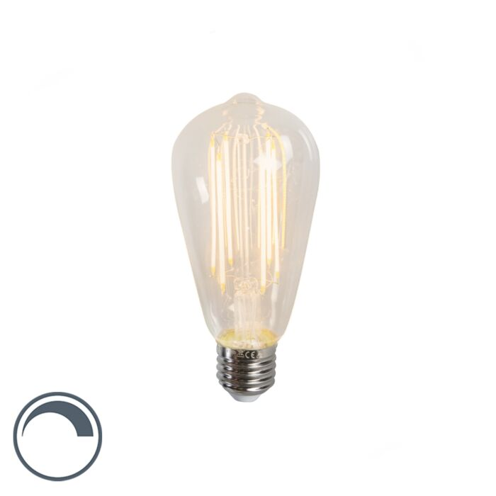E27-LED-ST64-Rustic-Long-Filament-4W-350LM-2300K-Dimmable
