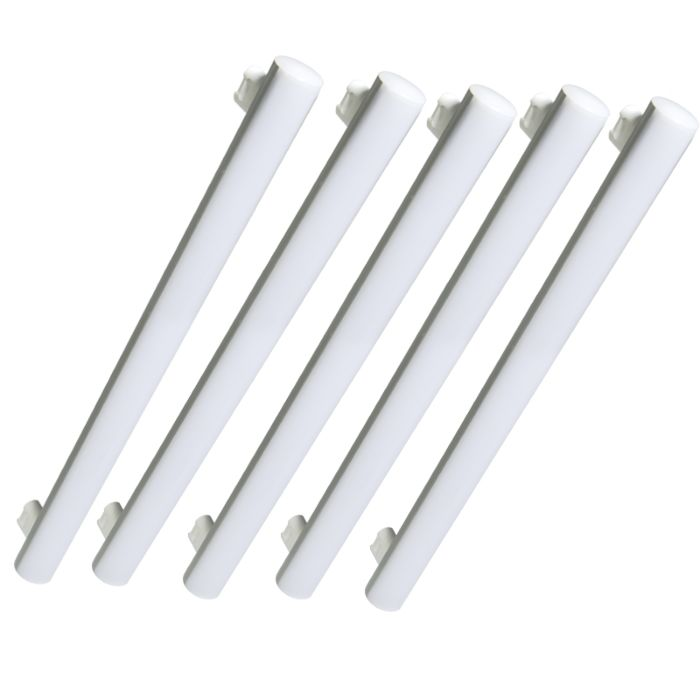 Set-of-5-Tube-LED-7W-610LM