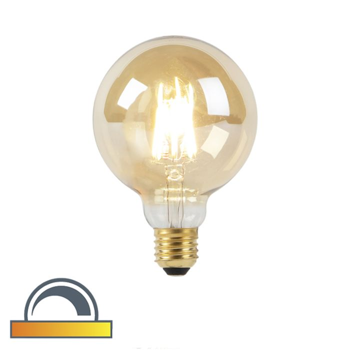 LED-lamp-G95-E27-8W-2000-2600K-dim-to-warm-goldline-filament