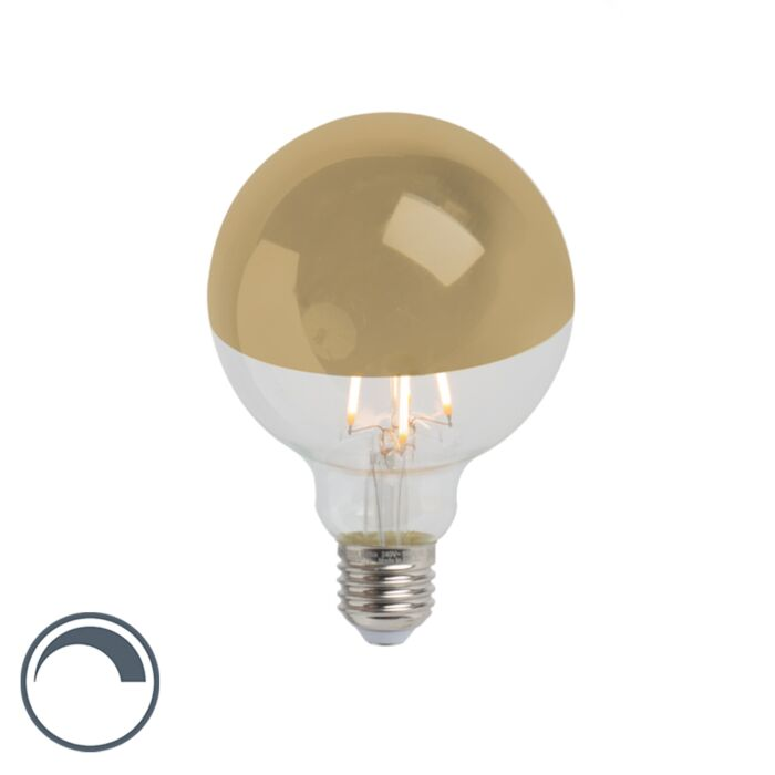E27-LED-G95-Gold-Mirror-Head-4W-280LM-2300K-Dimmable