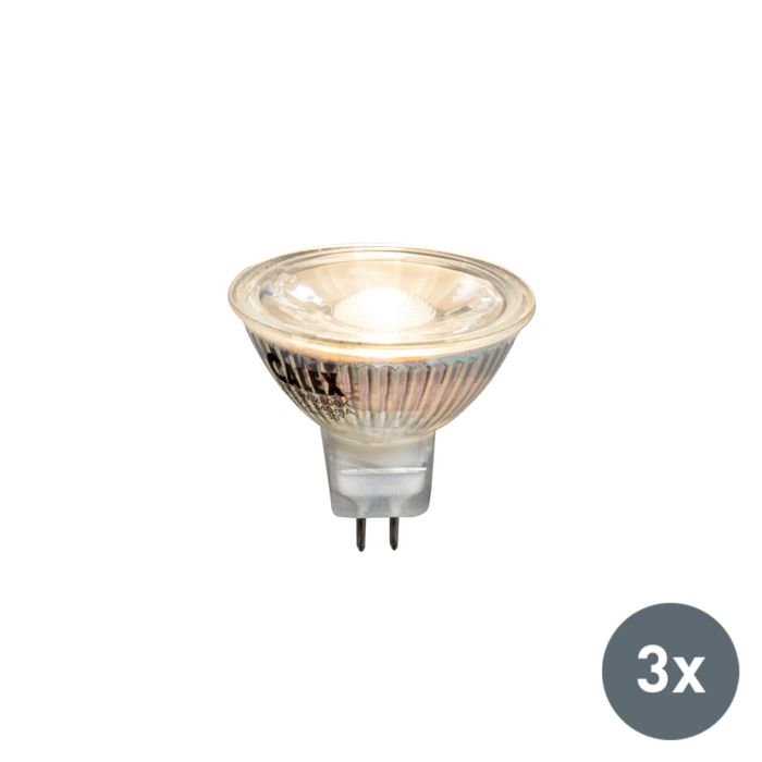 Set-of-3-LED-lamp-3W-230-lumen