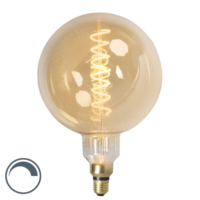 E27-LED-MEGA-Globe-Spiral-Filament-4W-200LM-2100K-Dimmable