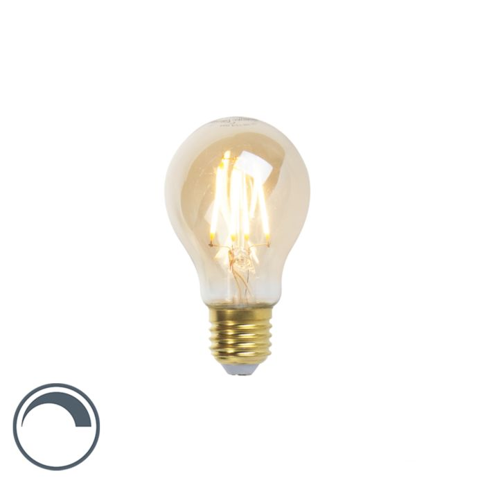 LED-Goldline-filament-lamp-E27-5W-360lm-A60-dimmable