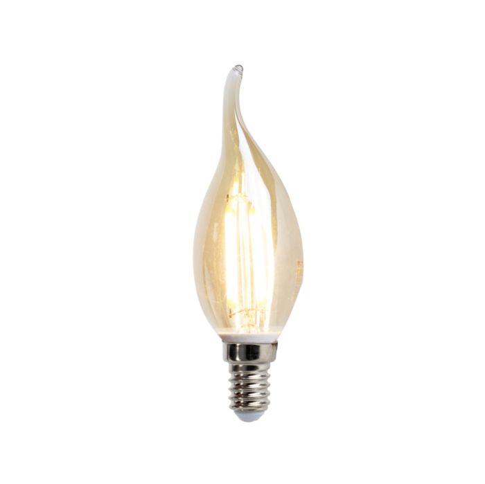 E14-LED-Filament-Candle-4W-350LM-2200K