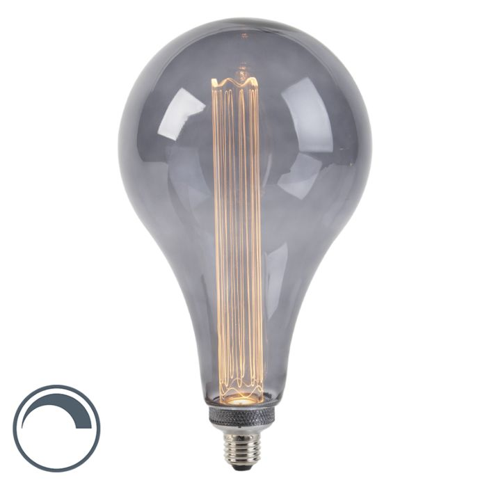 E27-LED-A165-Smoke-3.5W-55LM-2000K-Dimmable