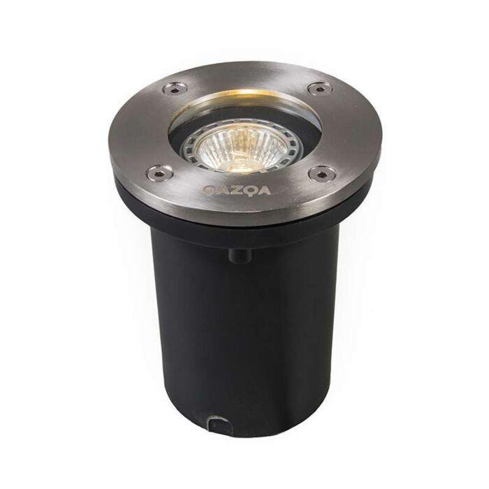 Outdoor-ground-spot-steel-IP65---Basic-Round