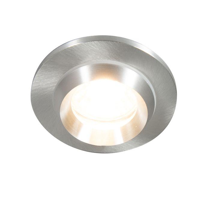 Modern-recessed-spot-aluminum-IP54---Spa