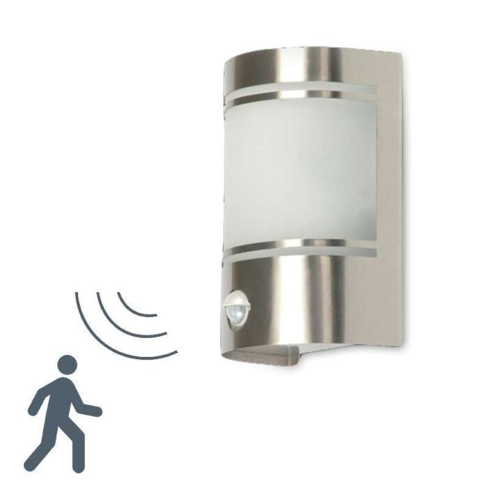 Outdoor-Wall-Lamp-Boston-with-Infrared-Motion-Sensor