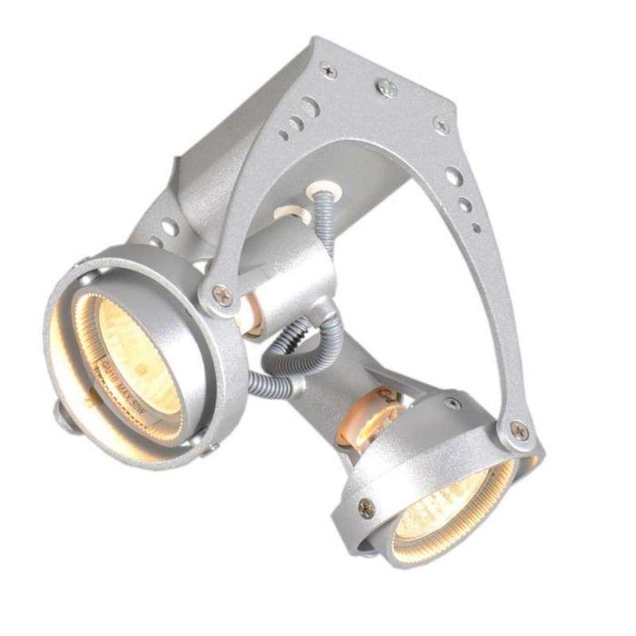 Spotlight-Dexi-2-aluminium