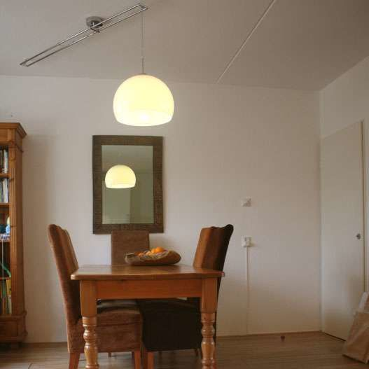 Hanging-lamp-Decentra-Delux-chrome-white