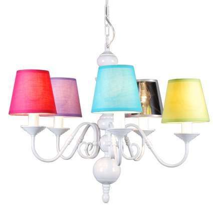 Chandelier-Old-Dutch-5-white-/-choose-your-own-shades!
