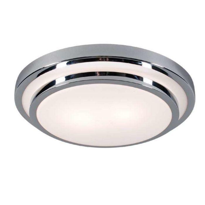 Ceiling-lamp-Baxter-Double-35-chrome