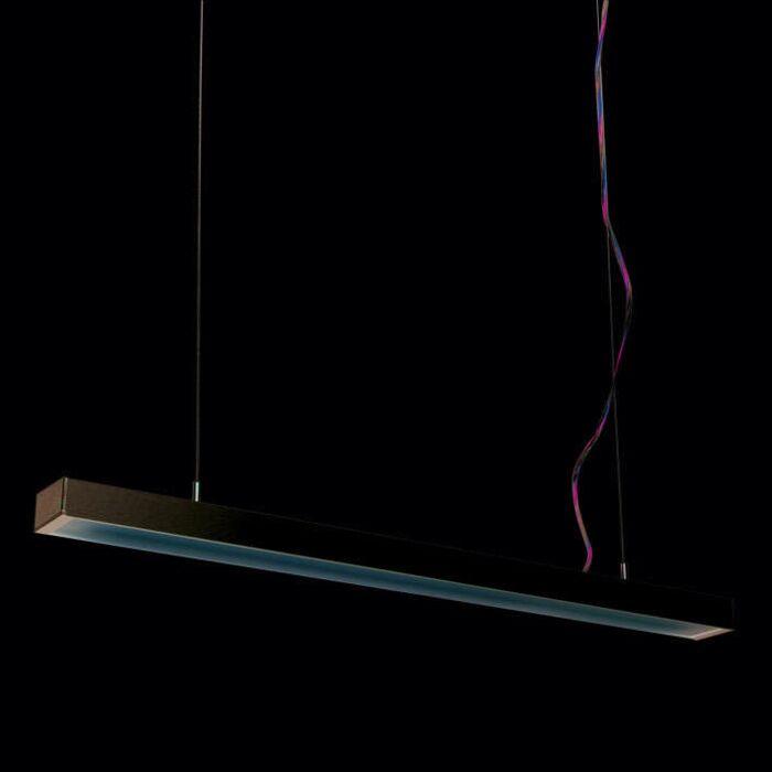 Hanging-Lamp-Tube-Q-Silver-21W
