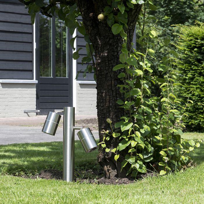 Outdoor-Pole-Solo-2-Steel-35-Adjustable