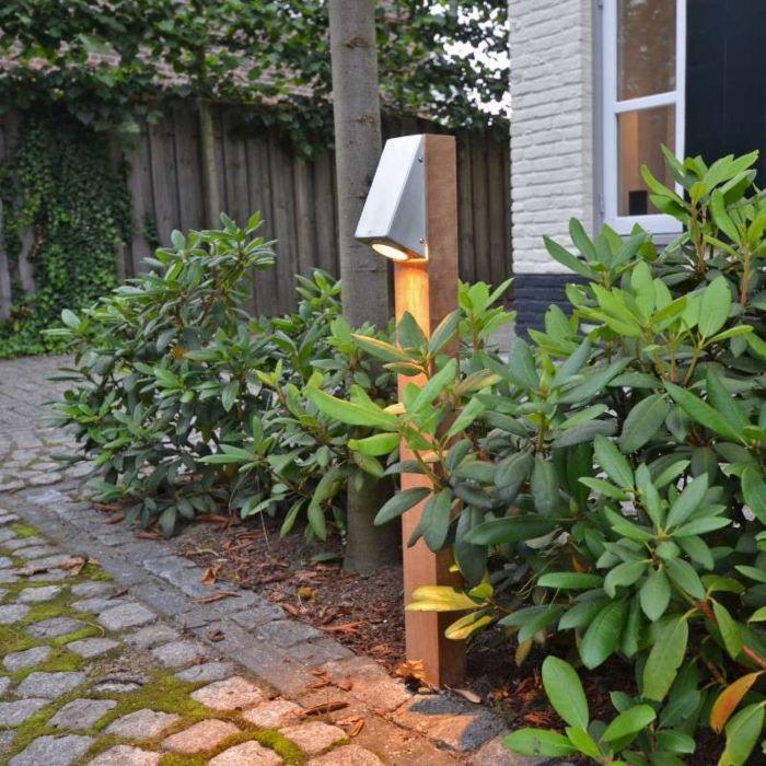 Outdoor-Lamp-Plaza-70-Teak