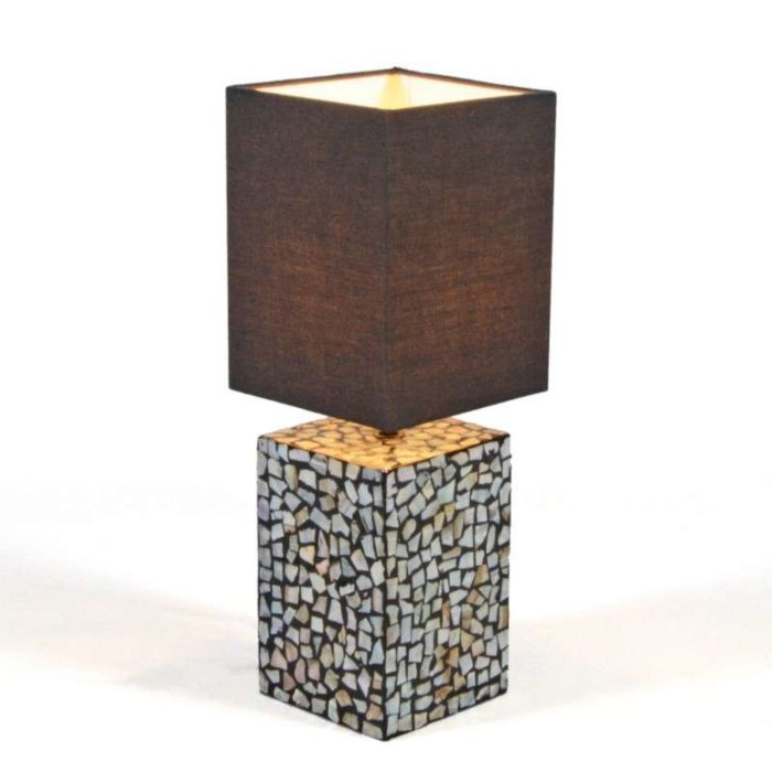 Table-Lamp-Pearl---Black-Shade