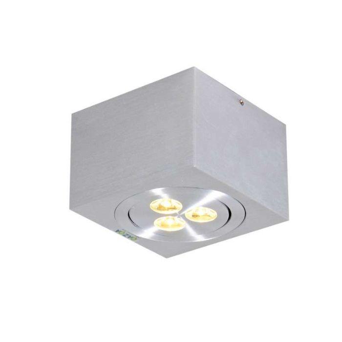 Ceiling-Lamp-Keoni-Square-Aluminium