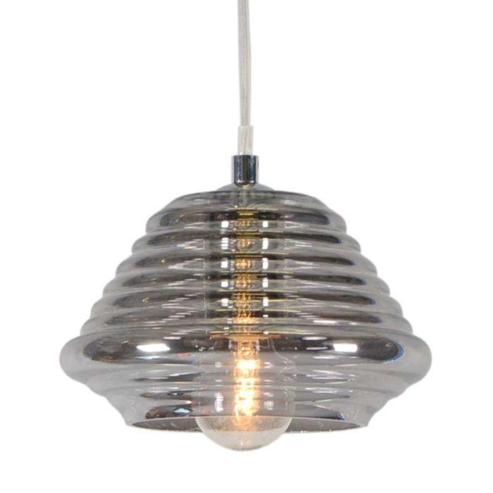 Pendant-Lamp-Treviso-II-Smoked-Glass