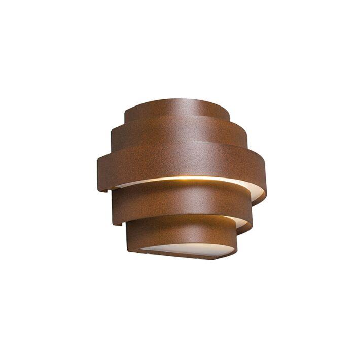 Wall-lamp-Bolster-Rust