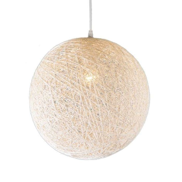 Pendant-Lamp-Corda-40-White