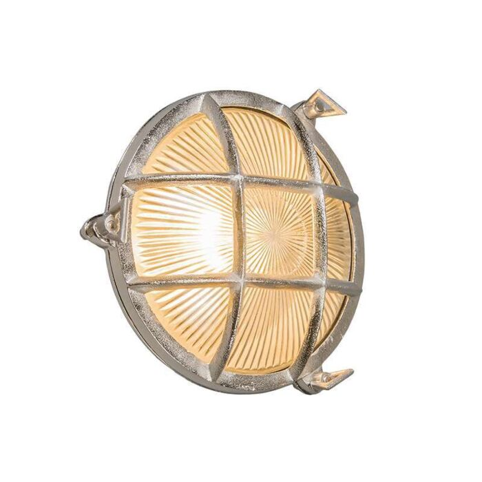 Wall-/-ceiling-lamp-Nautica-round-nickel