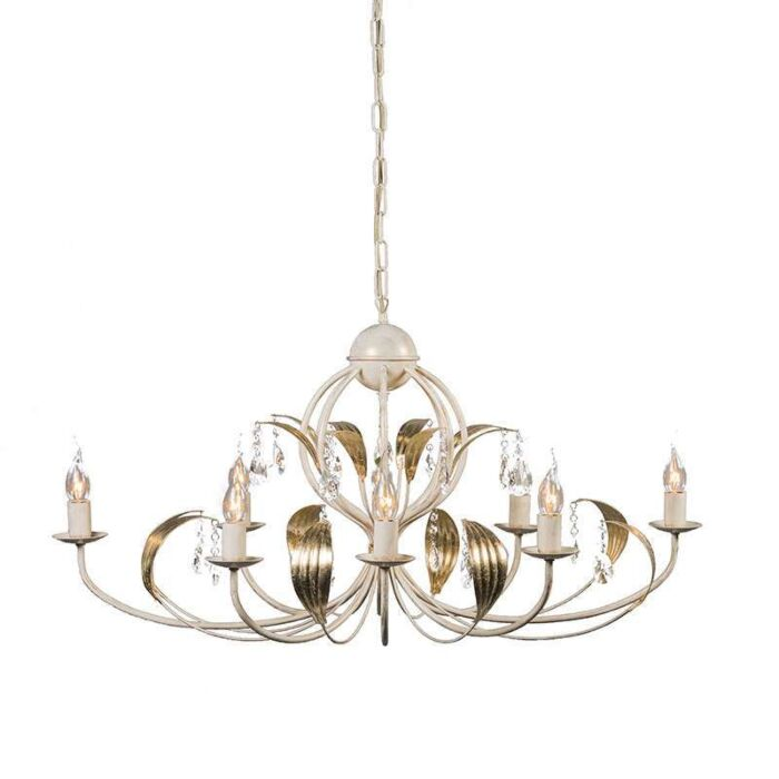 Chandelier-Foglia-8-Antique-White