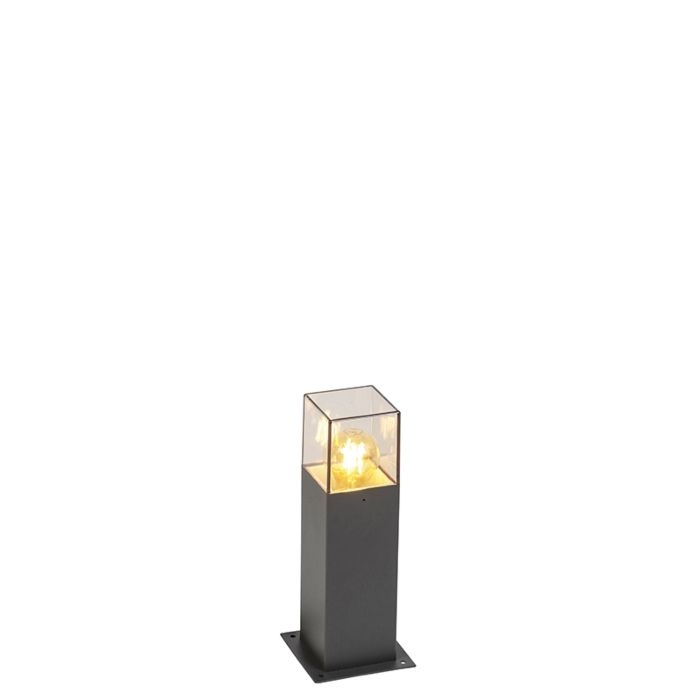 Modern-Outdoor-Pole-30cm-Anthracite-IP44---Denmark