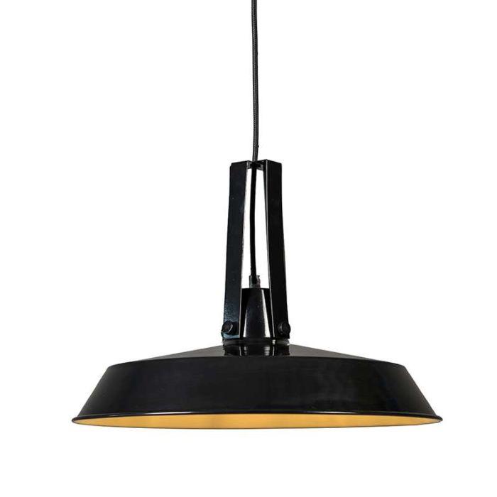 Living-Pendant-Lamp-40cm-Black