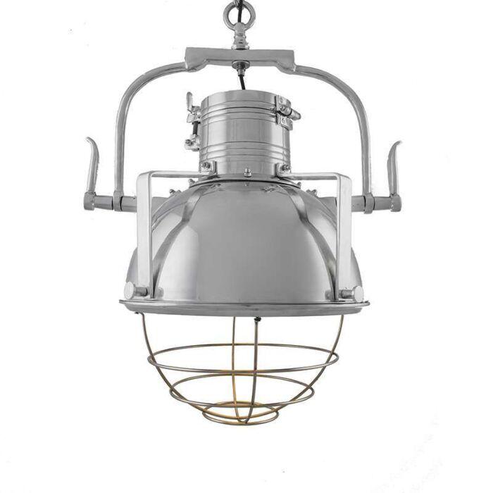 Pendant-Lamp-Raw-I-Chrome