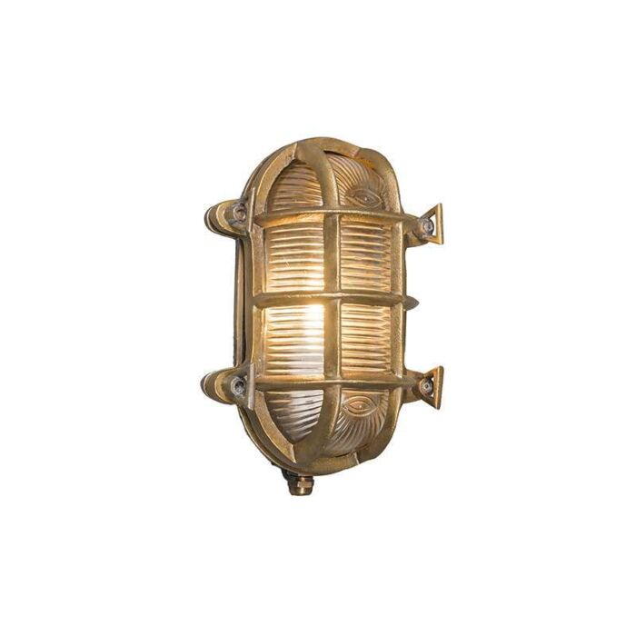 Wall/-Ceiling-Lamp-Nautica-Oval-Gold