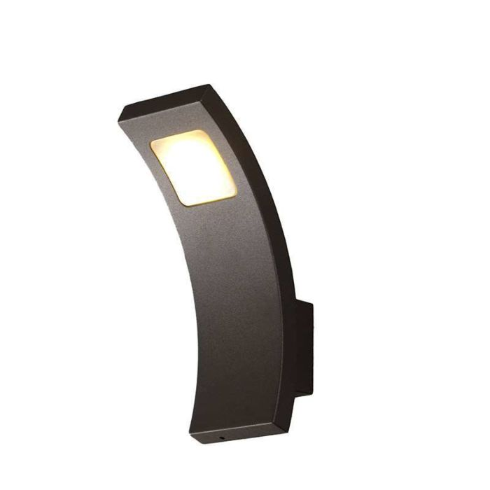 Norway-outdoor-wall-light-graphite