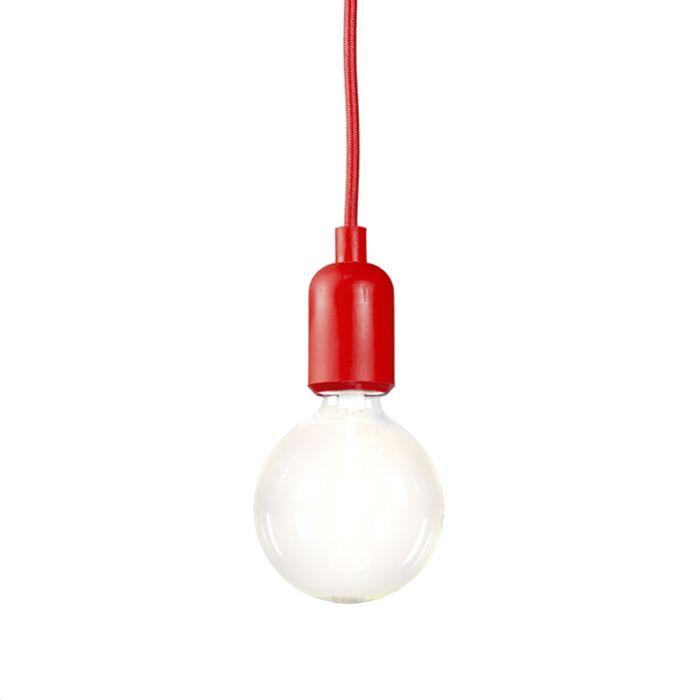 Pendant-Lamp-Cava-Red