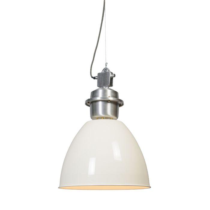 Pendant-Lamp-Dazzle-White-Cream
