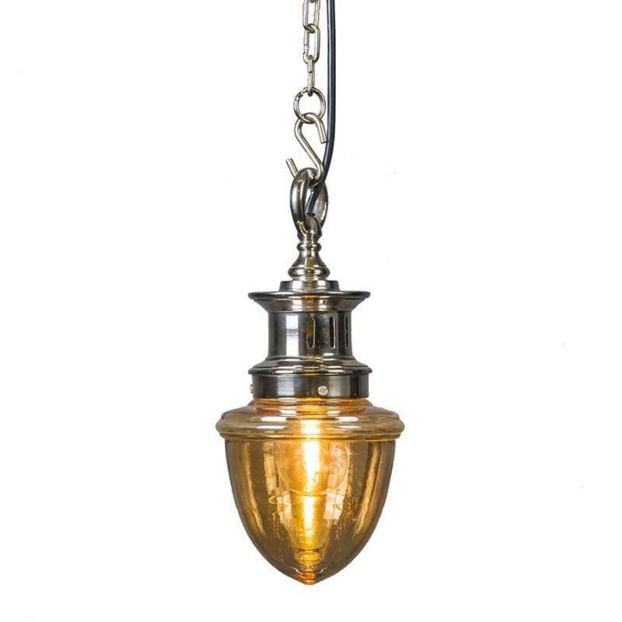 Knoxville-Chrome-Pendant-Lamp-with-Glass