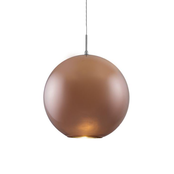 Ball-pendant-light-40-in-copper