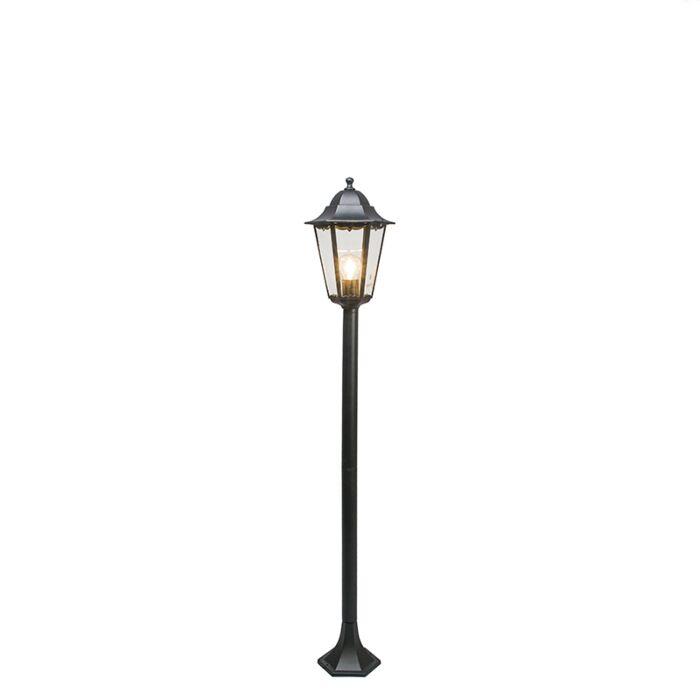 Classic-outdoor-lamp-black-127.5-cm-IP44---New-Orleans