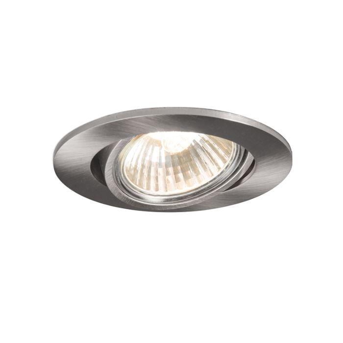 Recessed Spotlight Aluminium Cisco