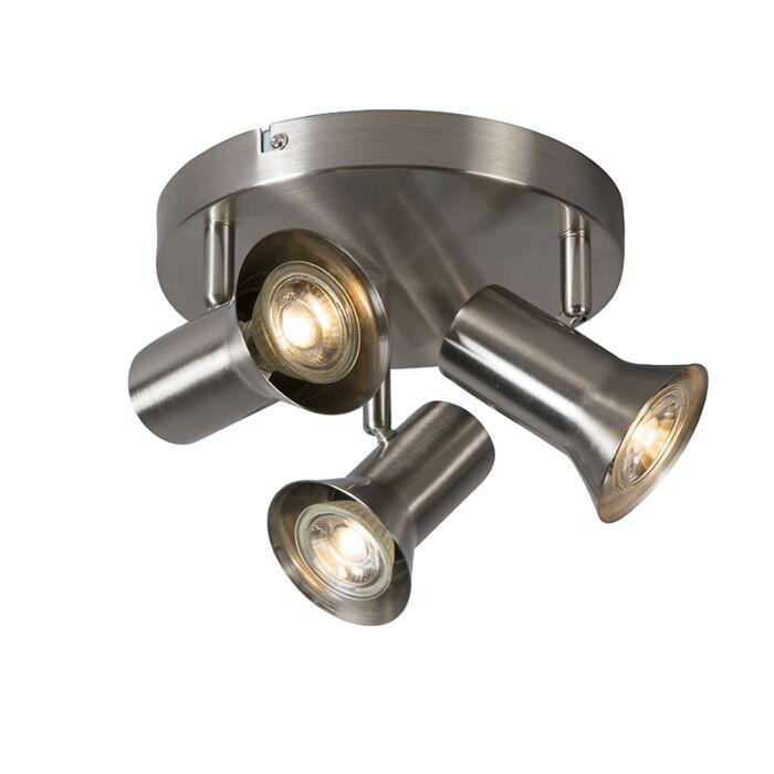 Ceiling-spot-steel-swivel-and-tiltable-round---Karin-3