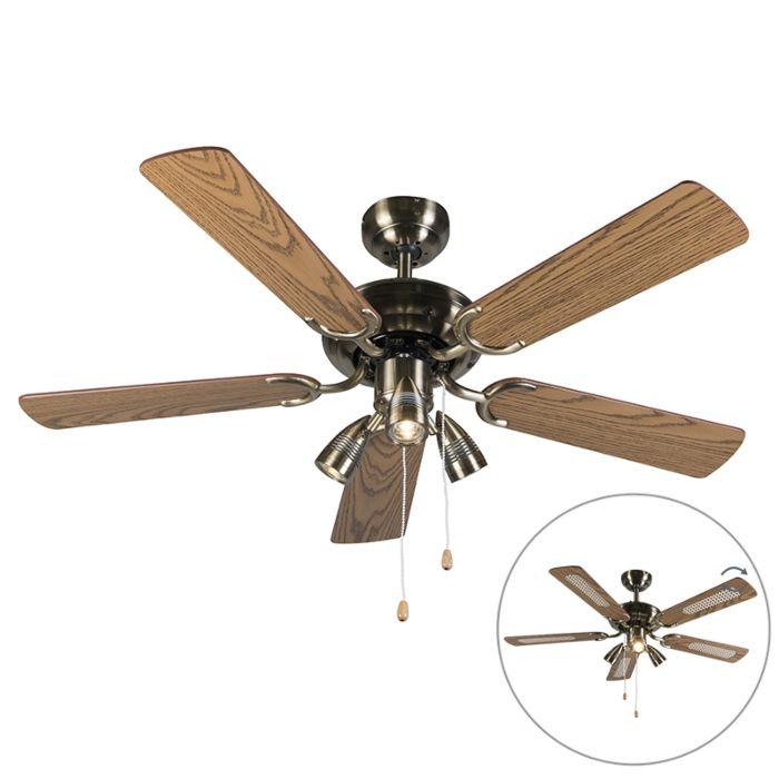 Ceiling-fan-bronze---Mistral-42